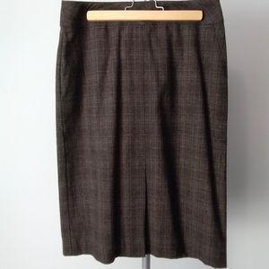 Le Chateau Wool Blend Pencil Skirt (NWOT)
